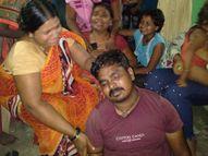 श्रीनगर में आतंकियों ने जिस बिहारी को मारा उसका शव लाने में परेशानी; अस्पताल में मंगवाया सामान पटना,Patna - Money Bhaskar