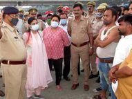 2 दिन पहले दुर्गा मूर्ति विसर्जित करने गए थे, 3 की गोताखोर कर रहे तलाश फिरोजाबाद,Firozabad - Money Bhaskar