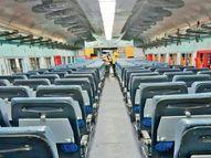 जनरल में ज्यादा भीड़, 1100 एसी और जनरल सिटिंग सीटों पर सिर्फ 179 यात्रियों की बुकिंग|भोपाल,Bhopal - Money Bhaskar