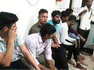 अस्पताल में हर दिन 60 से अधिक डेंगू लक्षणों के मरीज आ रहे,ब्लड बैंक मेंडबल ड्यूटी कर रहा स्टाफ|चूरू,Churu - Money Bhaskar