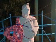 नाराज भीम आर्मी ने किया चक्काजाम; पुलिस ने हाथ जोड़कर मामला शांत कराया, FIR|ग्वालियर,Gwalior - Money Bhaskar