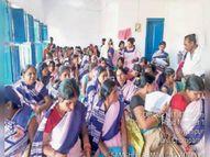 कोविड-19 टीकाकरण सर्वे को लेकर आशा एवं सेविकाओं को मिला प्रशिक्षण|बेतिया (पश्चिमी चंपारण),Bettiah (West Champaran) - Money Bhaskar