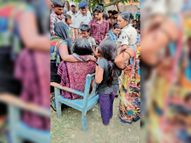 गड्ढे में नहाने के दौरान सचिन का पैर फिसला, उसे बचाने गई मनीषा और प्रियंका की भी डूबने से मौत|मधुबनी,Madhubani - Money Bhaskar