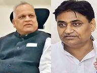 शिक्षा मंत्री डोटासरा अध्यक्ष, तो सीएस निरंजन आर्य स्टेट चीफ कमिश्नर बने, डोटासरा के पास अब तीन पद|जयपुर,Jaipur - Money Bhaskar