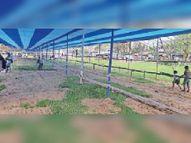 सिमरी बख्तियारपुर में 21 से नामांकन को ले तैयारी पूरी, लगाए गए 34 टेबल सिमरी बख्तियारपुर,Simri Bakhtiyarpur - Money Bhaskar