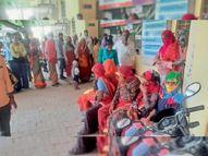 13 दिन में 177 पहुंचा पॉजिटिव का आंकड़ा, तीन दिन से रैपिड किट नहीं|अजीतगढ़,Ajeetgarh - Money Bhaskar