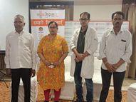 बिना ब्रेन सर्जरी के मरीज को दी नई जिंदगी, नाजुक हालत में स्पेशल प्रोसीजर अपनाया|इंदौर,Indore - Money Bhaskar