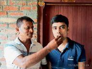 महम्मदपुर के कुमार पुष्पम ने जेईई एडवांस की परीक्षा में पाई सफलता|मधुबनी,Madhubani - Money Bhaskar