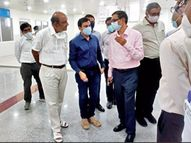 हबीबगंज स्टेशन तैयार, 15 को पीएम करेंगे उद् घाटन|भोपाल,Bhopal - Money Bhaskar