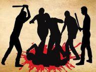 पार्टी से लौट रहे एडीसीपी पर हमला आंख पर गंभीर चोट, अस्पताल में भर्ती|जालंधर,Jalandhar - Money Bhaskar