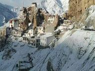 लाहौल-स्पीति में भारी बर्फबारी से दारचा, शिंकुला,जास्कर, कोकरस, चंद्रताल बंद, बारालाचा टॉप पर दो फुट गिरी बर्फ, मनाली-लेह मार्ग को खुलने में लगेंगे 48 घंटे|हिमाचल,Himachal - Money Bhaskar