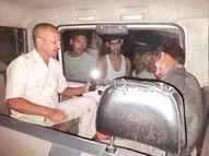 2 माह से मचा रखा था उत्पात, दंपती ने साहस दिखाते हुए चोर को पकड़ा|मुजफ्फरपुर,Muzaffarpur - Money Bhaskar