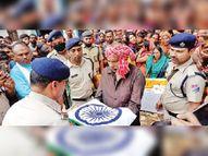भीड़ की पिटाई से जख्मी तेघड़ा के जवान की मौत तारापुर,Tarapur - Money Bhaskar