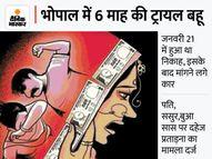 कार मांगते हुए ससुरालवाले कहते हैं- परमानेंट बहू नहीं हो, 6 महीने की ट्रायल पर हो; केस दर्ज|भोपाल,Bhopal - Money Bhaskar