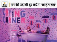 तनाव या डिप्रेशन से जूझ रहे हैं तो यहां खुलकर रोएं, चिल्लाएं ताकि मन से उदासी दूर हो सके लाइफ & साइंस,Happy Life - Money Bhaskar