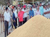 कहा- किसानों की फसल का दाना-दाना खरीदा जाएगा, नहीं आने दी जाएगी कोई परेशानी|बलाचौर,Balachour - Money Bhaskar