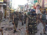 धार के बाद जबलपुर में भी ईद मिलादुन्नबी जुलूस में बवाल, पुलिस पर पटाखे फेंके, समझाने पर किया पथराव|भोपाल,Bhopal - Money Bhaskar