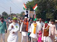 बैतूल में ईद के जुलूस में दिखे सौहार्द और देशभक्ति के नजारे, आईएएस बनने पर किया सम्मानित बैतूल,Betul - Money Bhaskar
