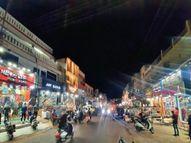 कई सड़कों पर नए मार्केट और बड़े शोरूम, इनसे भी कम होगी राजधानी के मुख्य बाजारों की भीड़ रायपुर,Raipur - Money Bhaskar