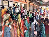 पिछले पूरे साल 1331 मरीज थे, अब एक माह में 6797 डेंगू रोगी; 33 में से 30 जिलों में उभरी बीमारी|जयपुर,Jaipur - Money Bhaskar