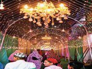 जश्ने ईद मिलाद से पहले मोहल्लों में रौनक, आज की जाएगी परचम कुशाई रायपुर,Raipur - Money Bhaskar