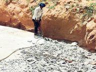 जलदाय विभाग का यू-टर्न, घटिया पाई गई टंकियों को तोड़ेंगे नहीं, वापस जांच कराएंगे|जयपुर,Jaipur - Money Bhaskar