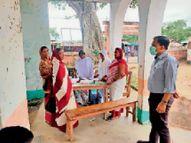 8000 लोगों ने कोरोना संक्रमण से बचाव के लिए लगवाया टीका पूर्णिया,Purnia - Money Bhaskar