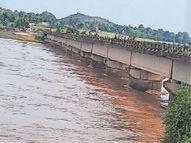 आज से तवा ब्रिज पर सारे वाहनों का आवागमन बंद होशंगाबाद,Hoshangabad - Money Bhaskar
