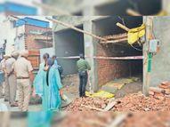 नक्शे के उलट 9 इलाकों में बन रही 11 बिल्डिंग सील पटियाला,Patiala - Money Bhaskar