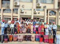 द क्लास फाेर्थ गवर्नमेंट इंप्लाइज यूनियन का जत्था 24 काे माेरिंडा करेगा कूच पटियाला,Patiala - Money Bhaskar
