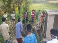 6 दिन पहले कुएं पर धोख लगाने आया था युवक, घर नहीं लौटने पर परिजनों ने की थी तलाश, कुएं पर तैरता मिला शव राजस्थान,Rajasthan - Money Bhaskar