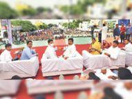 पायलट बोले- राजस्थान में एक भी दलित कैबिनेट मंत्री नहीं, कहा- पंजाब में दलित सीएम बनाया, यहां दलित मंत्री क्यों नहीं?|जयपुर,Jaipur - Money Bhaskar