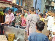 दुकानदार का कोर्ट में चल रहा है प्रॉपर्टी विवाद, इसी मामले में वारदात की आशंका गया,Gaya - Money Bhaskar