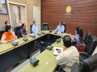 प्रदेश में सिकल सेल एनीमिया के इलाज के लिए बनेगा 'सेंटर ऑफ एक्सीलेंस'|इंदौर,Indore - Money Bhaskar