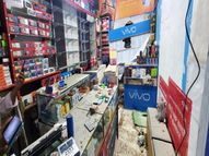 मोबाइल शॉप और किराणा दुकान को बनाया निशाना, 27 हजार की नकदी समेत 6 लाख का माल चोरी उदयपुर,Udaipur - Money Bhaskar