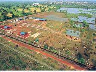 'वृंदावन' गौधाम में खाद ही नहीं बनाते बल्कि सब्जी, फल-फूल, मशरूम लगाने से लेकर दीये भी बना रहे राजनांदगांव,Rajnandgaon - Money Bhaskar