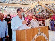 खेल प्रतियोगिताएं कराने से गांवों में आपसी भाईचारे को बढ़ावा मिलता हैं भरतपुर,Bharatpur - Money Bhaskar