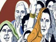 प्रियंका का फॉर्मूला राजस्थान में लागू किया तो कांग्रेस को 80 सीटों पर महिलाओं को देना होगा टिकट|जयपुर,Jaipur - Money Bhaskar