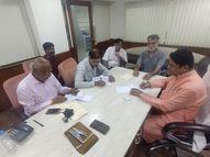 राज्यपाल मंगू भाई पटेल के हाथों होगा प्रदेश की विशिष्ट प्रतिभाओं का सम्मान|इंदौर,Indore - Money Bhaskar