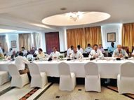 57 महीने बाद कर्मियों का वेतन समझौता, 6 से 13 हजार तक बढ़ेगा वेतन, दिसंबर तक भुगतान|भिलाई,Bhilai - Money Bhaskar