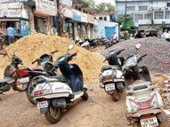 संजय गांधी चाैक से स्टेशन तक सड़क 1982 के बाद अब बनाई, सब्जी बाजार भी गंज मंडी शिफ्ट|रायपुर,Raipur - Money Bhaskar