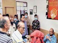 बच्चों को स्कूल ले आए, घर छोड़ने से मना कर दिया; पालकों के हंगामे के बाद चोइथराम स्कूल के खिलाफ केस दर्ज|इंदौर,Indore - Money Bhaskar
