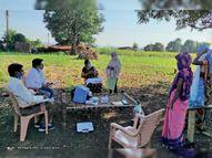 कोरोना का दूसरा डोज बेहद जरूरी लेकिन कम ही लोग पहुंच रहे वैक्सीन लगवाने|सेंधवा,Sendhwa - Money Bhaskar
