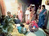 दुर्ग में पाइपलाइन बिछाने से लो प्रेशर की समस्या, रिसाली में भी पेयजल की दिक्कत दुर्ग,Durg - Money Bhaskar