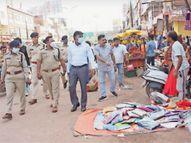 इंदिरा मार्केट में 1 नवंबर से चार पहिया वाहनों के प्रवेश पर रोक भिलाई के लिंक रोड में रात 10 बजे के बाद ही होगी लोडिंग और अनलोडिंग की अनुमति भिलाई,Bhilai - Money Bhaskar