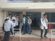 BMC के विद्यार्थियों में झूमाझटकी के साथ हुई मारपीट, गोपालगंज थाने में दर्ज कराई शिकायत|सागर,Sagar - Money Bhaskar