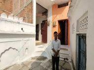 कोतवाली के पीछे एक मकान में चोरों ने बोला धावा, 8-9 लाख की चोरी कर फरार हुए बदमाश|छतरपुर (मध्य प्रदेश),Chhatarpur (MP) - Money Bhaskar