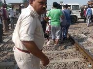 छतरपुर में फाटक पार करते समय हुआ हादसा, मृतक की नहीं हो सकी पहचान|छतरपुर (मध्य प्रदेश),Chhatarpur (MP) - Money Bhaskar