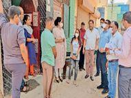 सोमवार को 25 नये रोगी मिले, अब तक 208 रोगियों की पहचान, 133 ठीक हुए, शहरी क्षेत्र में 179 तो गांवों और कस्बों में 29 रोगी मिल चुके हिसार,Hisar - Money Bhaskar