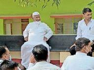 अण्णांच्या राळेगणसिद्धी ग्रामपंचायतीची बिनविरोध परंपरा पुन्हा सुरू, असे असेल जागावाटप|अहमदनगर,Ahmednagar - Divya Marathi